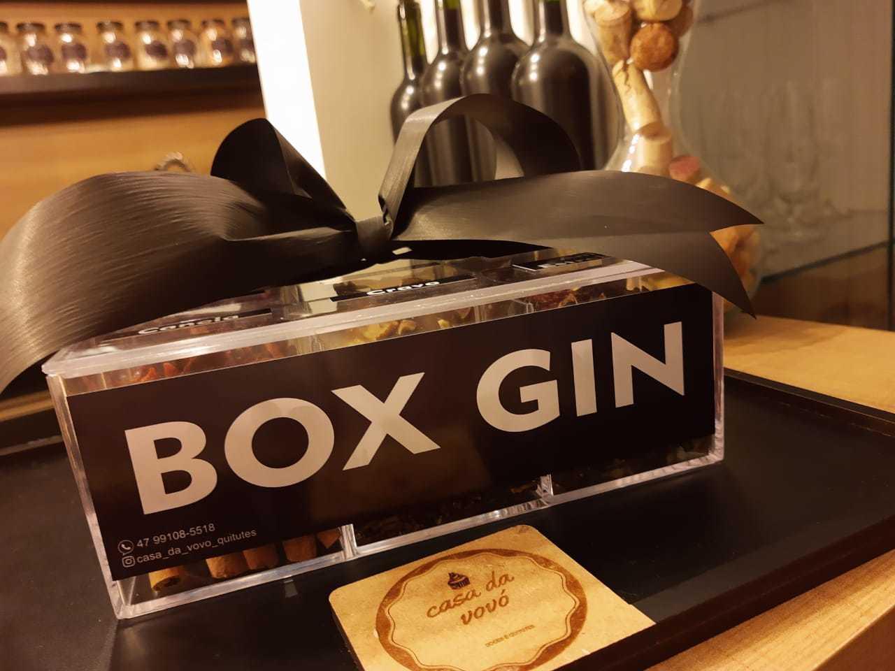 BOX GIN