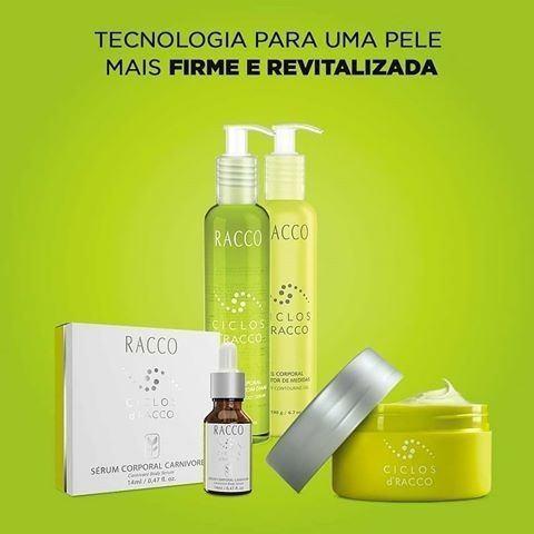 Kit Anticelulite Racco