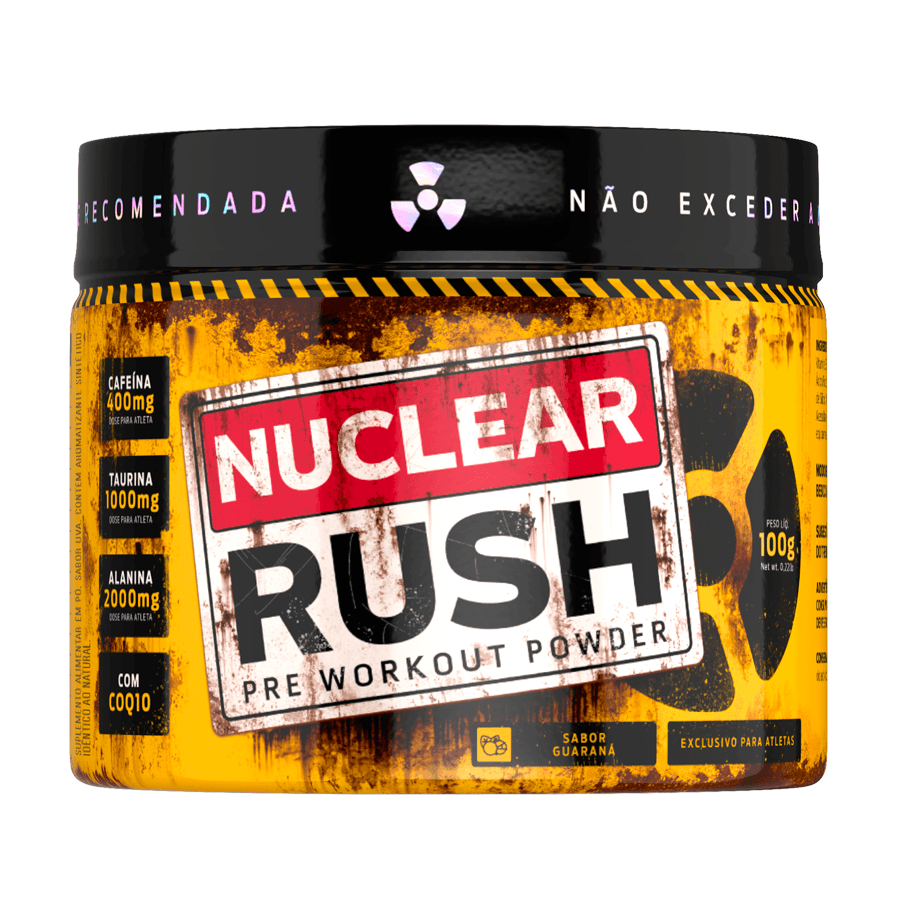 Nuclear Rush (100g) Bodyaction