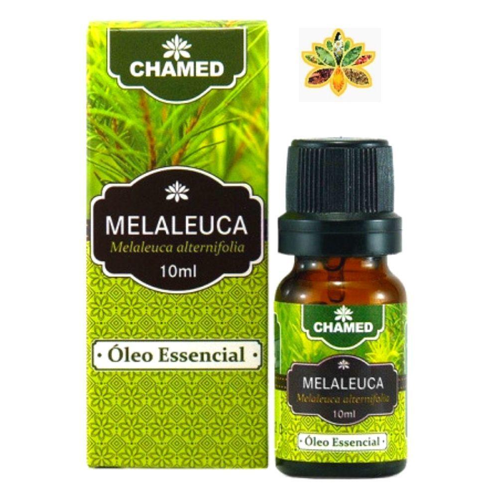Óleo Essencial de Melaleuca   Tea Tree  10ml    CHAMEL  100% puro