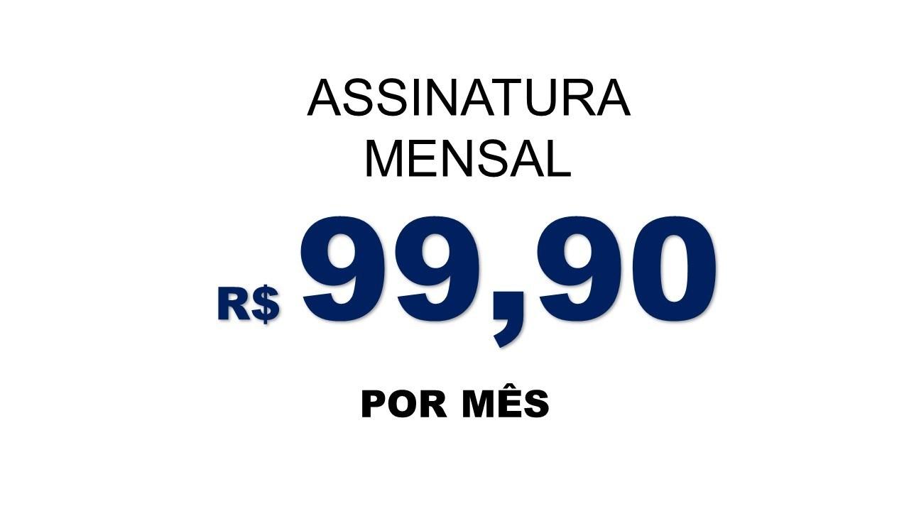 Plano Mensal Rewards - 99,90 p/ mês