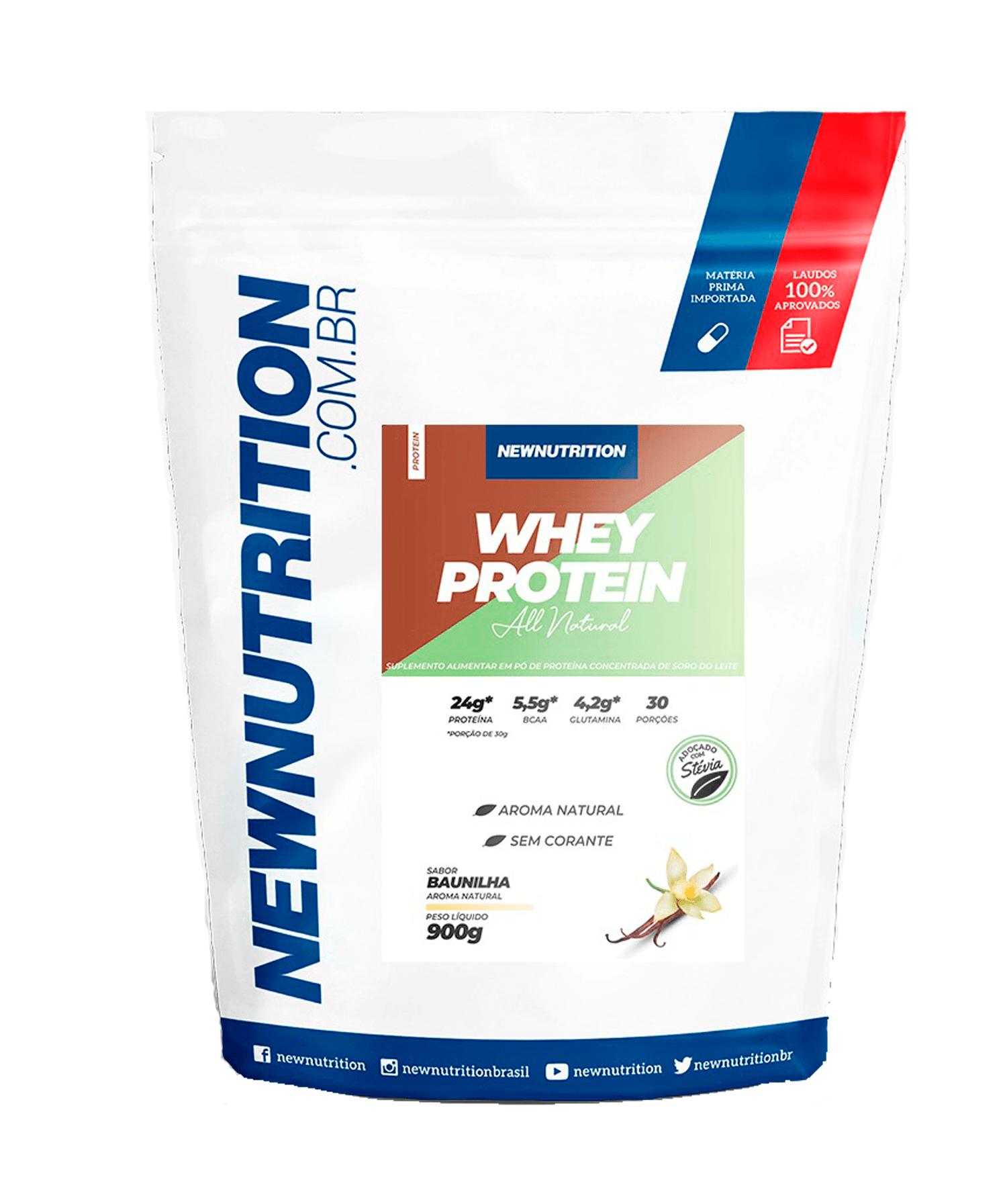 Whey Protein (900g) - Newnutrition