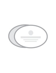Oval Business Card