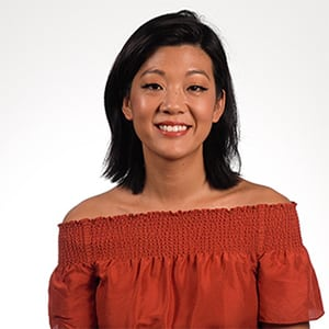 Michelle Lee  EIC of Allure Magazine