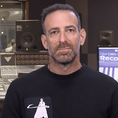 JEFF RABHAN Clive Davis Institute of Recorded Music Department Chair