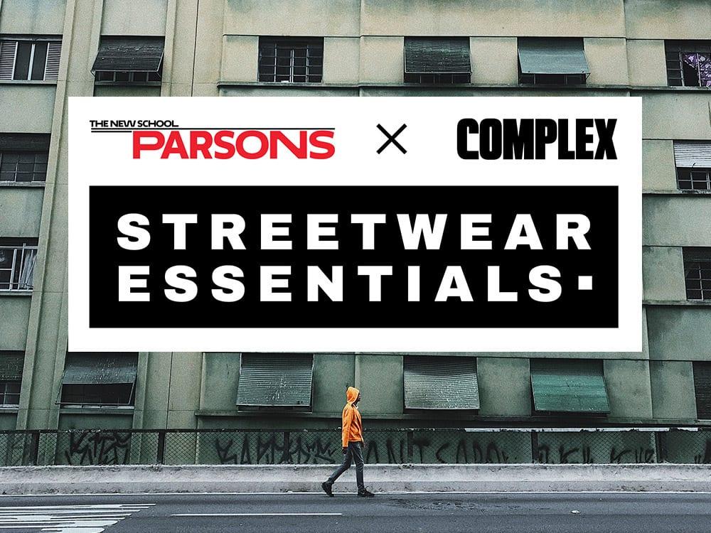 Parsons x Complex Streetwear