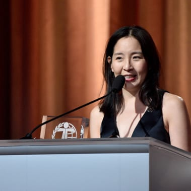 Yahlin Chang Executive Producer Writer of The Handmaid's Tale