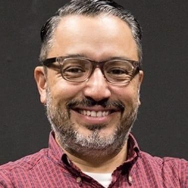 Rubén Polendo Chairperson, Arts Professor, NYU Tisch School of the Arts