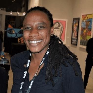 Ebony Rhodes OUTshine LGBTQ+ Film Festival Board Member