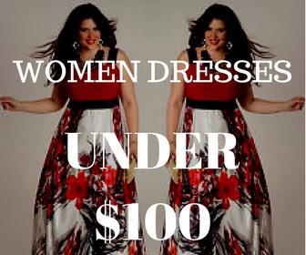 WOMEN-DRESSES UNDER $100