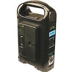 anton bauer gold mount dual battery charger - Anton Bauer Gold Mount Dual Battery Charger