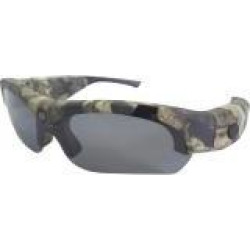 pov action cameras pro27ca hd 720p action camera eyewear video camera camo - POV Action Cameras PRO27CA HD 720p Action Camera Eyewear Video Camera (Camo)