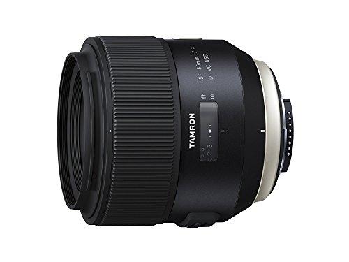 Tamron AFF016N700 SP 85mm F/1.8 Di VC USD Lens (Black)