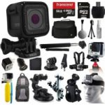 gopro hero5 session hd action camera chdhs 501 all you need 64gb 150x150 - VANWALK 25-1 Accessories Kit for Gopro 4,3+,3,2, SJ4000 SJ5000 SJ6000 Camera / Chest Harness Mount / Head Strap / Gorpo Selfie Stick / Bike Handlebar Mount / Three-way Adjustable Pivot Arm