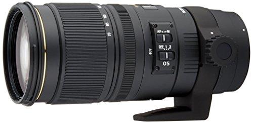 Sigma 70-200mm f/2.8 APO EX DG HSM OS FLD Large Aperture Telephoto Zoom Lens for Nikon Digital DSLR Camera