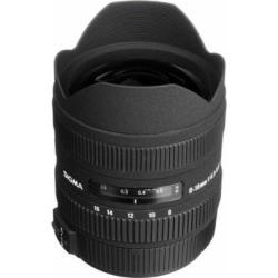 Sigma 8-16mm f/4.5-5.6 DC HSM FLD AF Ultra Wide Zoom Lens for APS-C sized Sigma Digital DSLR Camera