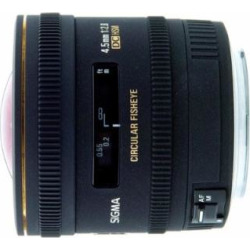 Sigma 4.5mm f/2.8 EX DC HSM Circular Fisheye Lens for Pentax Digital SLR Cameras