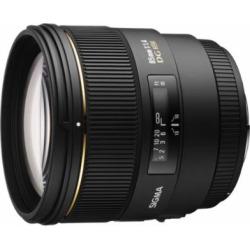 Sigma 85mm f/1.4 EX DG HSM Large Aperture Medium Telephoto Prime Lens for Sigma Digital SLR Cameras