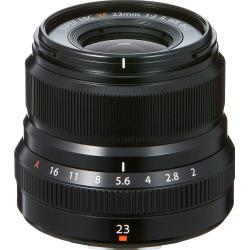 fujifilm fujinon xf 23mm f2 r wr lenses black - Fujifilm FUJINON XF 23mm F2 R WR lenses - Black