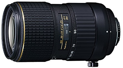 Tokina AT-X 535 PRO DX, Telephoto Zoom, 50-135mm f/2.8 Lens, for Nikon