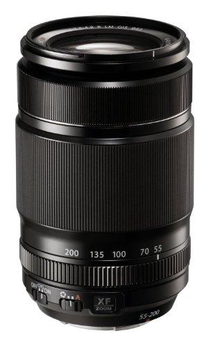 Fujinon XF 55-200mm f:3.5-4.8 R LM OIS Zoom Lens (Certified Refurbished)