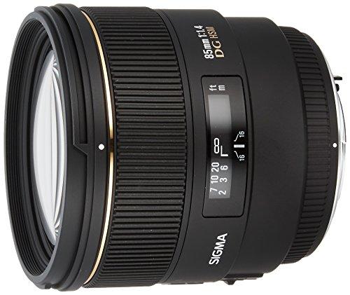 Sigma 85mm f/1.4 EX DG HSM Large Aperture Medium Telephoto Prime Lens for Pentax Digital SLR Cameras