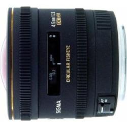 Sigma 4.5mm f/2.8 EX DC HSM Circular Fisheye Lens for Sigma Digital SLR Cameras
