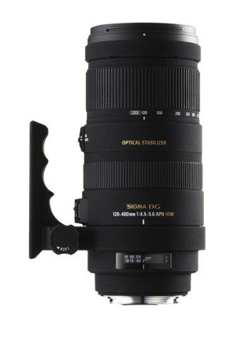 sigma 120 400mm f45 56 af apo dg os hsm telephoto zoom lens for canon - Sigma 120-400mm f/4.5-5.6 AF APO DG OS HSM Telephoto Zoom Lens for Canon Digital SLR Cameras