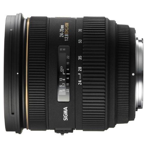 Sigma 24-70mm f/2.8 IF EX DG HSM AF Standard Zoom Lens for Pentax Digital SLR Cameras (OLD MODEL)