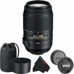 nikon 55 300mm f45 56g ed vr af s dx nikkor zoom lens 150x150 - Canon EOS 7D Mark II Digital SLR Camera - Black