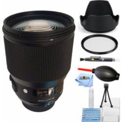 Sigma 85mm f/1.4 DG HSM Art Lens for Canon EF!! STARTER BUNDLE BRAND NEW!!