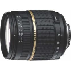 Tamron AF 18-200mm f/3.5-6.3 XR Di II LD Aspherical (IF) Macro Zoom Lens for Canon Digital SLR Cameras (Model A14E) – International Version (No Warranty)
