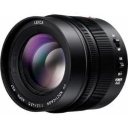 panasonic lumix g leica dg nocticron lens 425mm f12 asph professional - PANASONIC LUMIX G LEICA DG NOCTICRON LENS, 42.5MM, F1.2 ASPH., PROFESSIONAL MIRRORLESS MICRO FOUR THIRDS, POWER OPTICAL I.S., H-NS043 (USA BLACK)