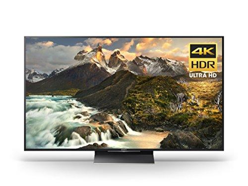 Sony XBR65Z9D 65-Inch 4K Ultra HD Smart LED TV (2016 Model), Works with Alexa