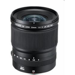 Fujinon GF23mmF4 R LM WR Lens
