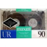 maxell ur 90 blank audio cassette tape normal bias 5 pack 150x150 - Audio-Technica AT2020USB+ Cardioid Condenser USB Microphone, Black