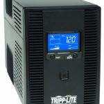 tripp lite 1500va 900w ups battery back up avr lcd display 150x150 - Tripp Lite 1500VA 900W UPS Battery Back Up, AVR, LCD Display
