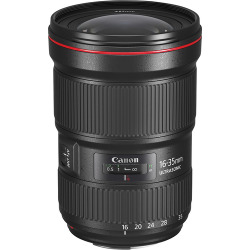 canon ef 16 35mm f28l iii usm zoom lens for canon ef mount cameras black - Canon - EF 16-35mm f/2.8L III USM Zoom Lens for Canon EF-mount cameras - Black