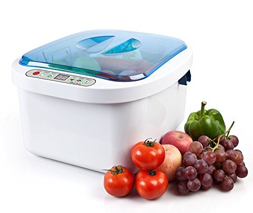 128l home use ultrasonic ozone vegetable fruit sterilizer cleaner washer - 12.8L Home Use Ultrasonic Ozone Vegetable Fruit Sterilizer Cleaner Washer Health by Moredental