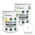 smartbuy 47gb120min 16x dvd r white top blank data video recordable media 150x150 - Smartbuy 4.7gb/120min 16x DVD+R Logo Top Blank Data Video Recordable Media Disc (6000-Disc)