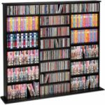 prepac triple width wall storage cabinet black 150x150 - Prepac Triple Width Wall  Storage Cabinet, Black