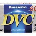 panasonic dvm60ej50p 60 minutes mini dv 50 pack 150x150 - Panasonic AY DVM63PQ - Professional Quality - Mini DV tape - 50 x 63min
