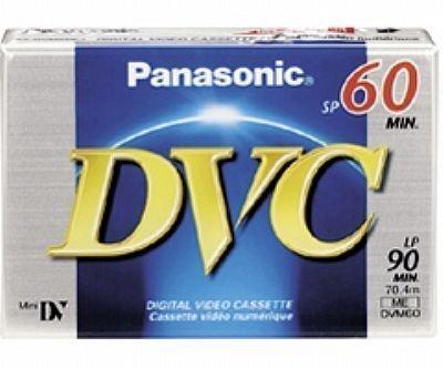 panasonic dvm60ej50p 60 minutes mini dv 50 pack - Panasonic DVM60EJ50P 60 Minutes Mini DV - 50 Pack