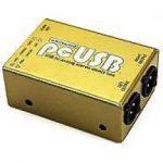 pcusb computer audio usb interface 2x balanced xlr 3m input connectors mono 150x150 - ELC T-5000 5000-Watt Voltage Converter Transformer - Step Up/Down - 110V/220V - Circuit Breaker Protection