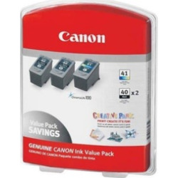 Canon Ink Value Pack Saving – 3-pack