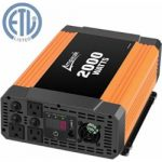 ampeak 2000w power inverter 12v dc to 110v ac car converter 3 ac outlets 21a 150x150 - Magewell Pro Capture HDMI Card 1-Channel 11040