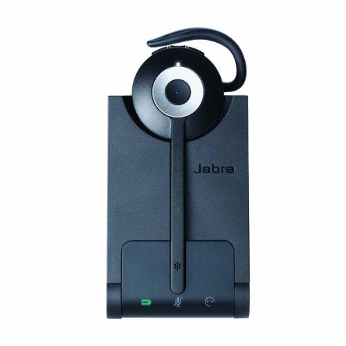 jabra pro 930 ms mono lync optimized wireless headset for softphone - Jabra PRO 930 MS Mono Lync Optimized Wireless Headset for Softphone