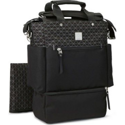 ergobaby carry on tote diaper bag black - Ergobaby Carry On Tote Diaper Bag, Black