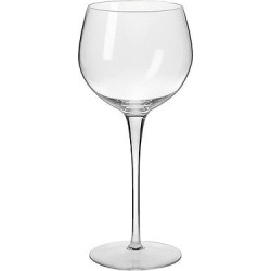 krosno ava wine glasses handmade 16oz set of 4 clear - Krosno Ava Wine Glasses Handmade 16oz. Set of 4, Clear