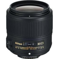 Nikon AF-S NIKKOR 35mm f/1.8G ED Lens 2215